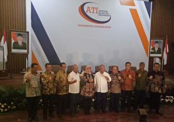 Focus Group Discussion (FGD) of Indonesian Toll Road Association (ATI)