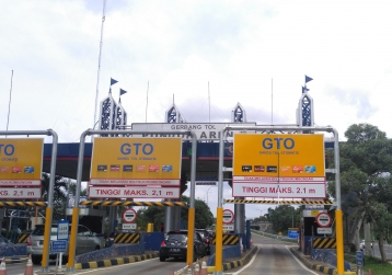 BSD Toll Gate Additional