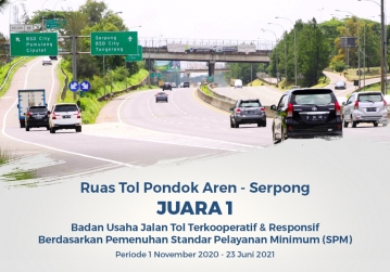 Best 5 toll road awards