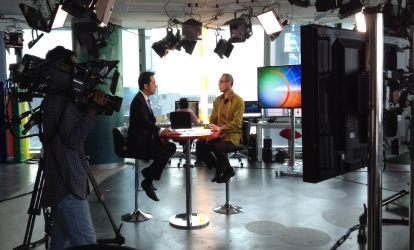 Bloomberg TV Indonesia had an exclusive interview with Nusantara Infrastructure's COO, Danni Hasan